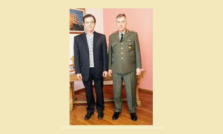 Συνάντηση εργασίας Αντιπροέδρου ΕΑΑΑ με τον Γενικό Διευθυντή ΝΙΜΤΣ