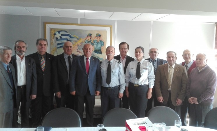 Συνάντηση της Ε.Α.Α.Α. με τη Διοίκηση του 251 ΓΝΑ