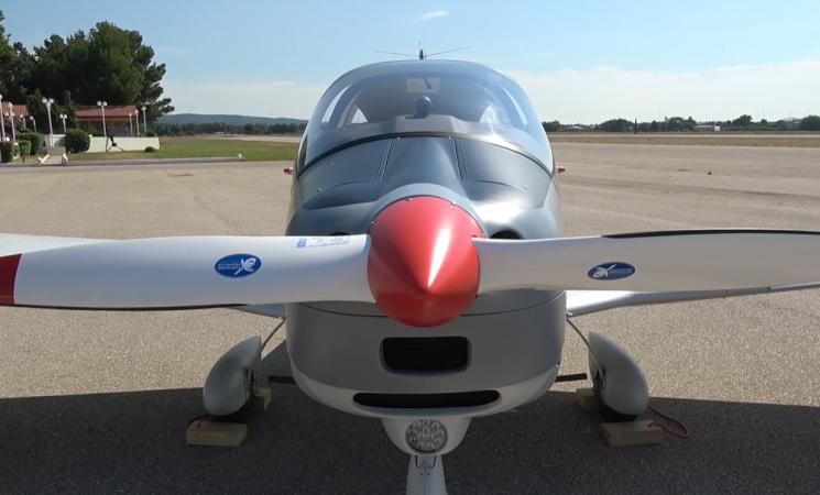 Τελετή Παραλαβής Εκπαιδευτικών Αεροσκαφών Σταδίου Επιλογής από την Π.Α.