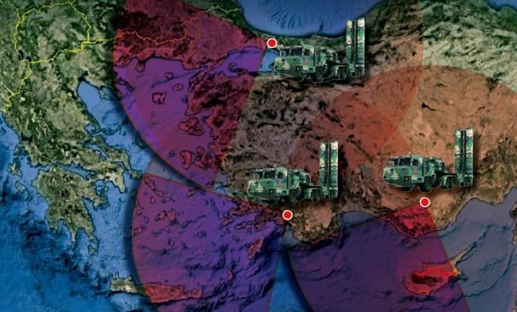 Οι Τουρκικοί S-400 ως απειλή