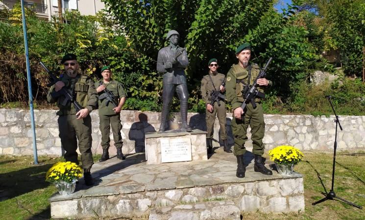 """Η Ε.Α.Α.Α. στα """"19α Τσιαβαλιάρεια"""" σε ένδειξη τιμής και μνήμης στον πρώτο πεσόντα στρατιώτη του Ελληνο-ιταλικού πολέμου"""