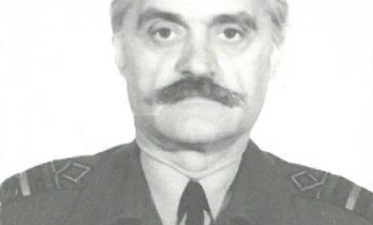 Υπτχος (ΜΗ)ε.α. Λάζαρος Γκολέμας του Κωνσταντίνου-δεν είναι πια μαζί μας