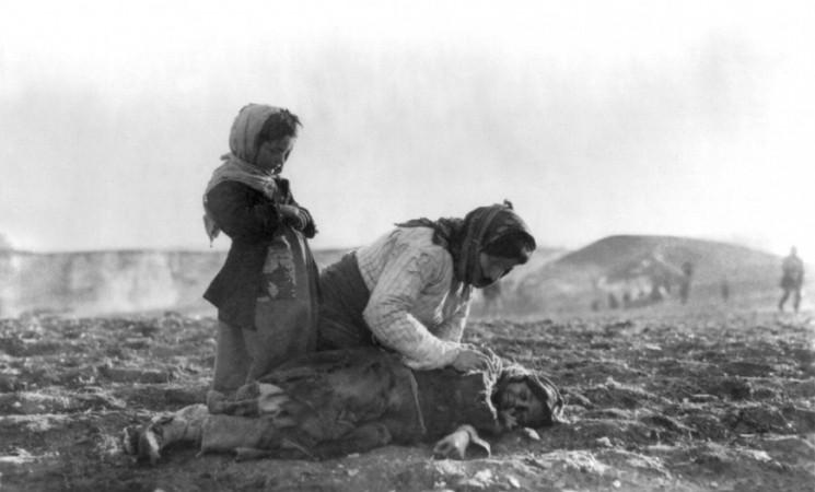 Ήταν Ιούνιος του 1915 . . . Η Γενοκτονία των Αρμενίων