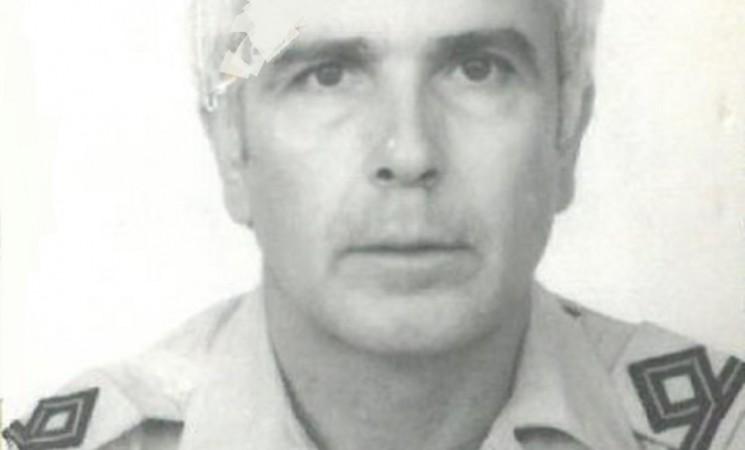 Ανθγός (ΤΟΠ)ε.α. Γεώργιος Μπαξεβάνος του Σπυρίδωνα-δεν είναι πια μαζί μας