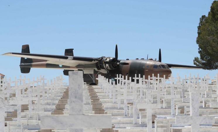 Αρχιερατικό Μνηµόσυνο για τους πεσόντες κατά το πραξικόπηµα και την Τουρκική εισβολή στην Κύπρο το 1974