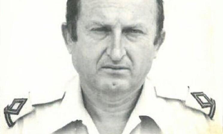 Ανθσγός (ΤΥΤ)ε.α. Παναγιώτης Γεωργακόπουλος του Γεωργίου